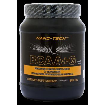 BCAA+G 500gr Naranja