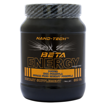 Beta Energy 500gr Limón