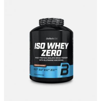 ISO WHEY ZERO 2,27 kg - Fresa
