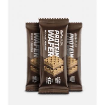 Protein wafer 35gr Café