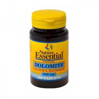 Dolomite 600 mg 150 tabletas