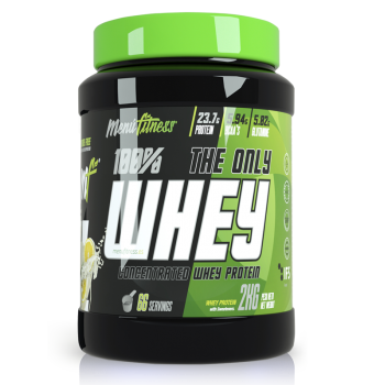 The Only Whey 2kg - Fresa