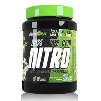 The cfm Nitro 2kg - Fresa
