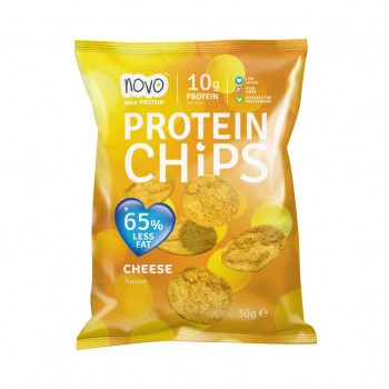 Protein Chips - Queso -...