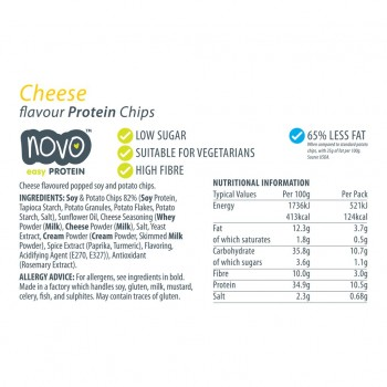 copy of Protein Chips - Queso