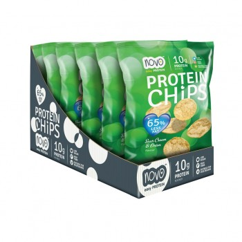 Protein Chips - Sour Cream...