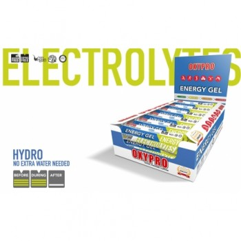 ENERGY GEL - Electrolitos -...
