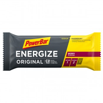 ENERGIZE Bar - Berry