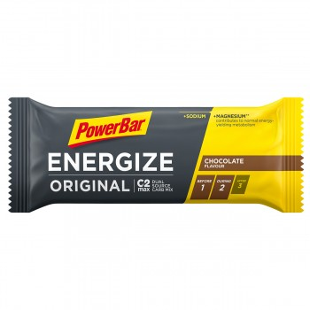 ENERGIZE Bar - Cookies and...