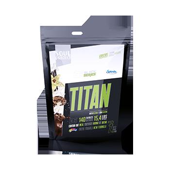 TITAN 7kg - fresa