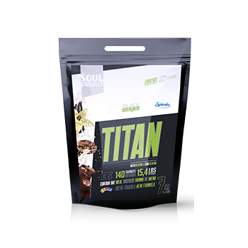 TITAN 7kg - vainilla