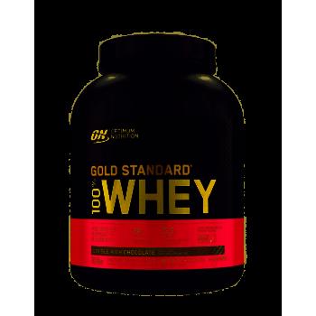 100% Whey Gold Standard...