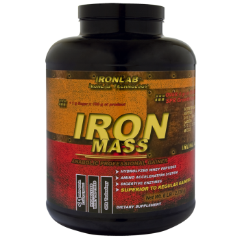 IRON MASS 2,27kg Fresa
