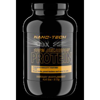 100% Delicious protein 2kg...