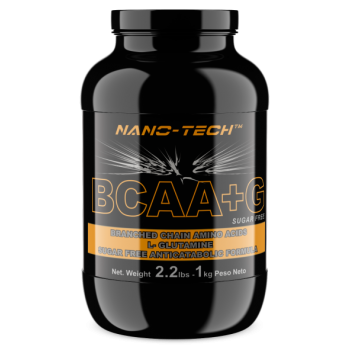 BCAA+G 1kg Fruit Punch