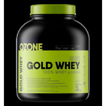 GOLD WHEY 2kg - Frambuesa...