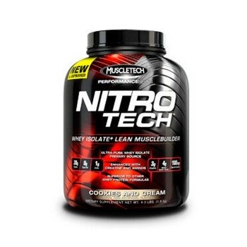 Nitro Tech Performance...
