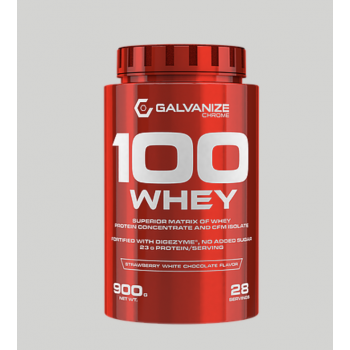 100 WHEY 900gr - Chocolate