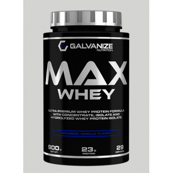 MAX WHEY 2,268kg - 900gr...