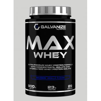 MAX WHEY 2,268kg - 900gr fresa