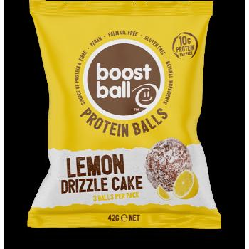 Protein Balls Bites -pastel...