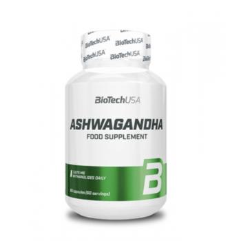 Ashwagandha - 60 capsulas