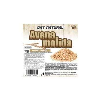 AVENA 1kg- Sabor neutro