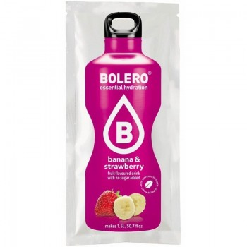BOLERO Banana & Strawberry...