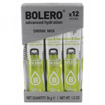 BOLERO sticks Lemon 1/12st...
