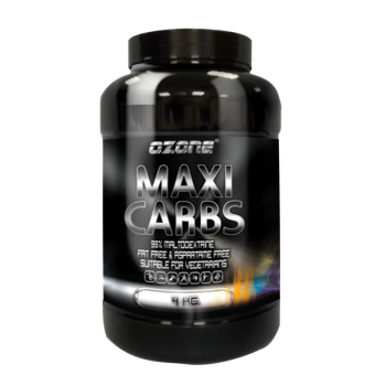 MAXI CARBS 4kg sin sabor