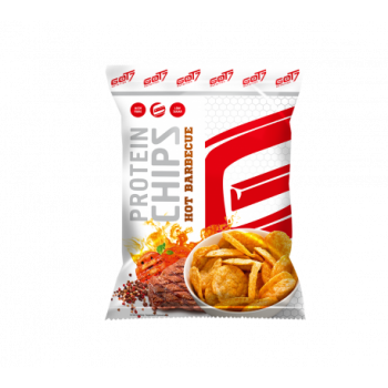 HIGH PROTEIN CHIPS 50g hot...
