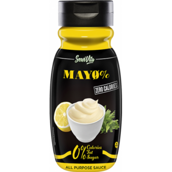SALSA MAYO 0% 320gr