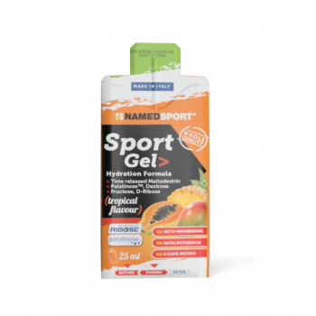 SPORT GEL LEMON ICE TEA -...