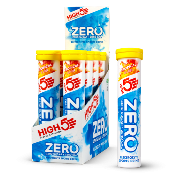 ZERO 20 Tabletas - Tropical...